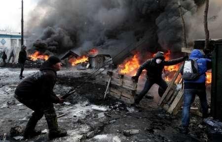 روسیه از مواضع اروپا در مساله اوکراین انتقاد کرد