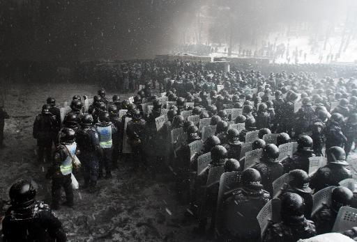 اتحادیه اروپا نسبت به حوادث اوکراین ابراز نگرانی کرد