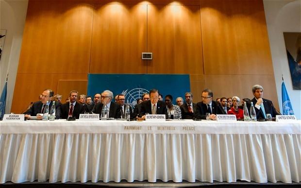 تازه ترین خبر ها از دیدگاه های شرکت کنندگان در کنفرانس ژنو۲
