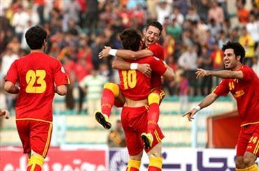 آرش افشین فولاد خوزستان