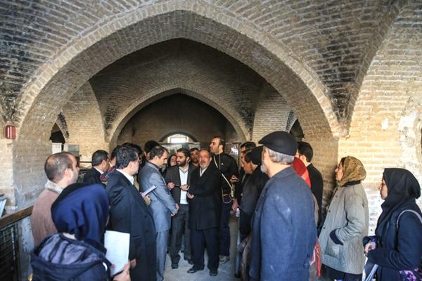 ساختمان قزاقخانه بخشی از شناسنامه هنر معماری ایرانی است