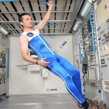 لباس هوشمند فضانوردان برای جلوگیری از کمردرد