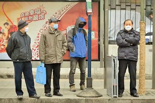 آلودگی هوا - چین