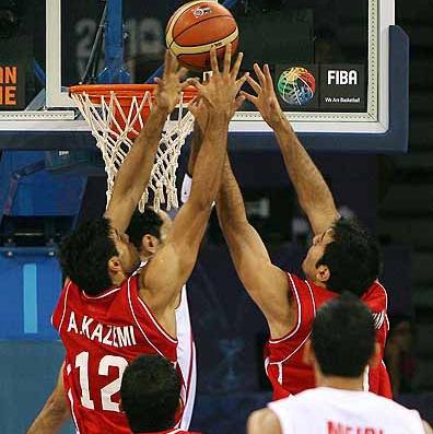 پیروزی بالانشینان در هفته شانزدهم لیگ برتر بسکتبال