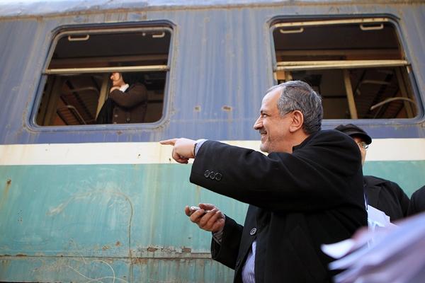 کشف قطار در دانشگاه