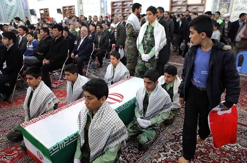 کنگره بزرگداشت ۶۱۶ سردار شهید شهرستان تربت جام