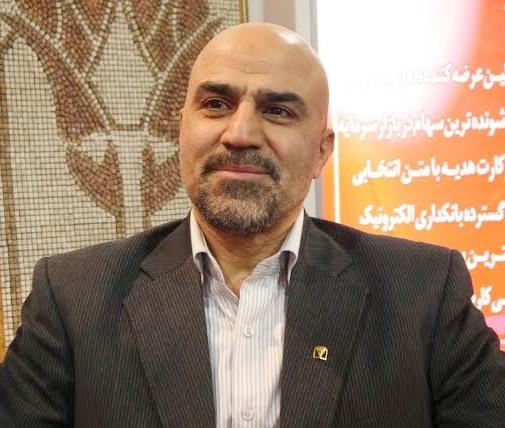 علی جهانی، مدیر روابطعمومی بانک پارسیان