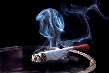 دود شدن ۶ تریلیون نخ سیگار در سال ۲۰۱۲