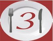به سه وعدهی غذایی احترام بگذارید