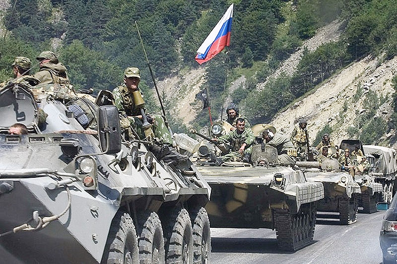 روسیه در سال ۲۰۱۴ نظامی تر می شود
