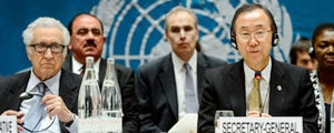 Geneva ۲  talks