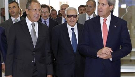 نشست سه جانبه پاریس برای اعلام تصمیم نهایی حضور ایران در کنفرانس ژنو ۲