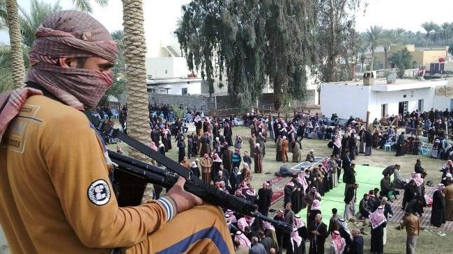 عراق و القاعده