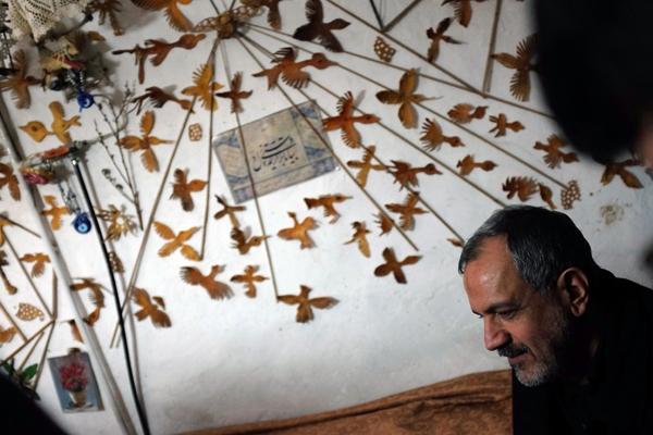 دیدارهای مسجد جامعی با بزرگان و مشاهیر منطقه ۲۰