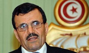 دولت تونس استعفا داد