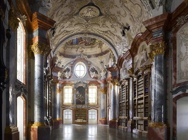 دیدنیترین کتابخانههای جهان
