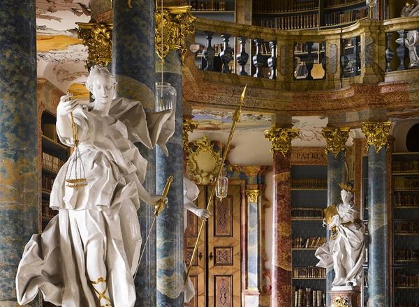 آشنایی با دیدنیترین کتابخانههای جهان