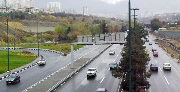 آشنایی با بزرگراه چمران - تهران