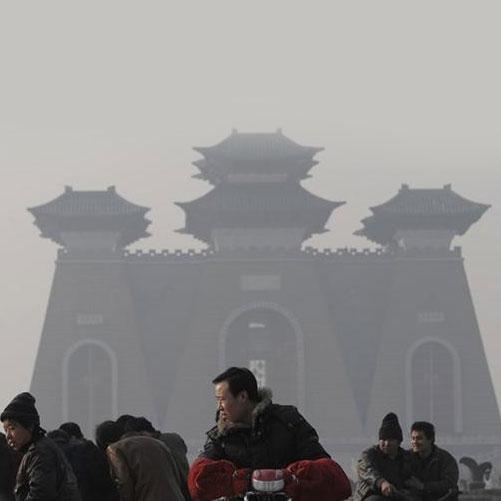 سفر آلودگی هوا از چین به آمریکا