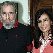 دیدار کاسترو با فرناندز