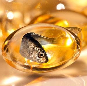 روغن ماهی از پیری مغز جلوگیری میکند