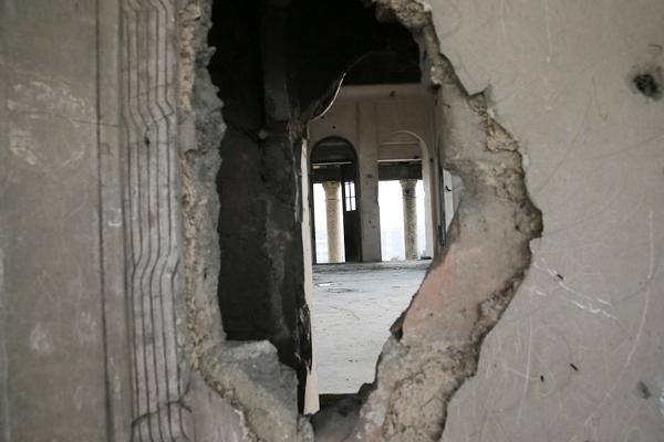 عمارت تاریخی عشرت آباد برای بازدید عموم بازسازی میشود