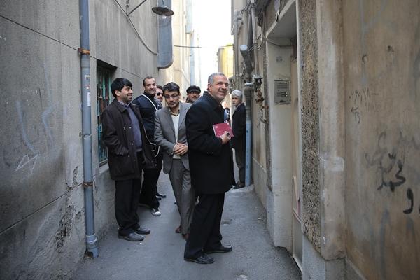 ساختمانهایی مانند سیلو در تهران دیده نمیشود
