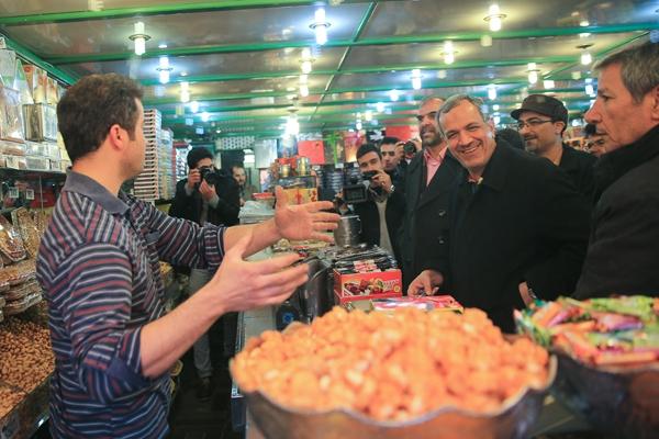 دیدار با سالمندان نخستین آسایشگاه سالمندان در ایران