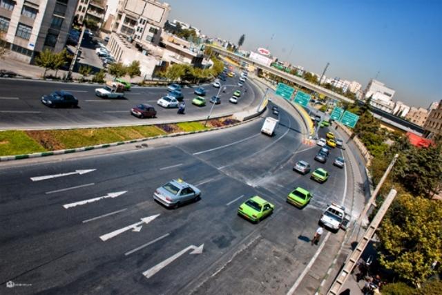 آشنایی با بزرگراه کردستان - تهران