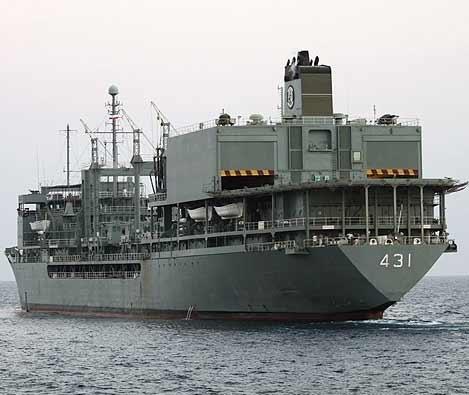 ناوگان دریایی ارتش
