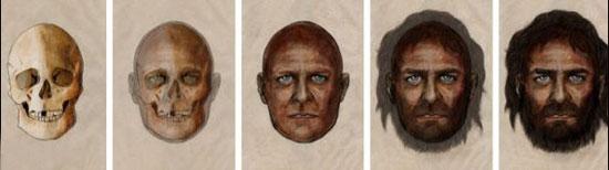 مرد ۷ هزار ساله