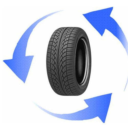 بازیافت تایرهای مستعمل به روش زیستی