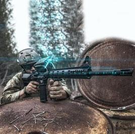 تفنگ هوشمند با توان شلیک به هدف از یک کیلومتری
