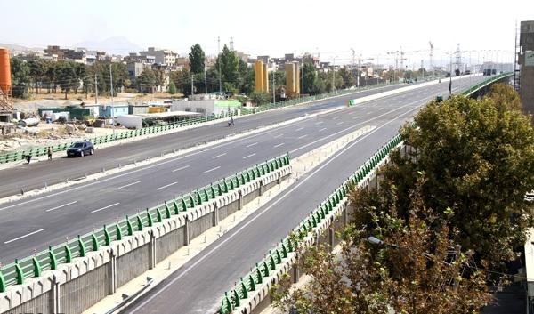 آشنایی با بزرگراه شهید زینالدین - تهران