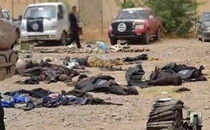 پاکسازی کامل شهر طوزخورماتو عراق از تروریست های داعش