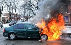 اجباری شدن نصب کپسول آتش نشانی بر روی خودروهای سواری از سال ۹۴