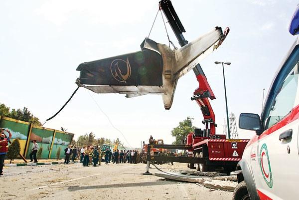 مقصران سقوط هواپیمای آنتونف به حبس محکوم شدند | رئیس اسبق سازمان هواپیمایی در بین محکومان