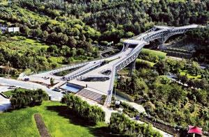 ۲۰ مهر، افتتاح پل طبیعت