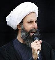 دادگاه عربستان حکم اعدام آیت الله نمر النمر را صادر کرد