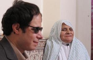 محسن رمضانی بازیگر فیلم رنگ خدا