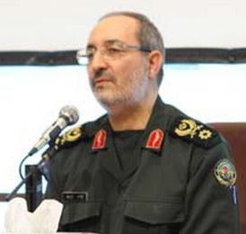 سردار جزایری: آمریکا به دنبال نابودی سوریه و محور مقاومت است