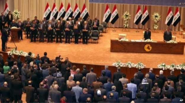 مجلس عراق به وزرای کشور و دفاع رای اعتماد داد