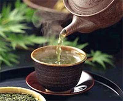 خواص ضدپیری چای سبز