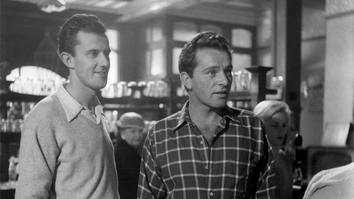 تونی رچاردسون/ با خشم به گذشته بنگر محصول ۱۹۵۹ با بازی ریچارد برتون/موج نو سینمای انگلستان