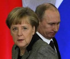 مرکل از پوتین خواست از نفوذش بر جدایی طلبان اوکراینی استفاده کند