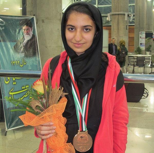 ایران برای نخستین بار نایب قهرمان شطرنج جوانان جهان شد