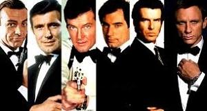 ۶ جیمز باند تاریخ سینما از شان کانری محبوبترین تا جورج لازنبی بیخودترین جیمز باند