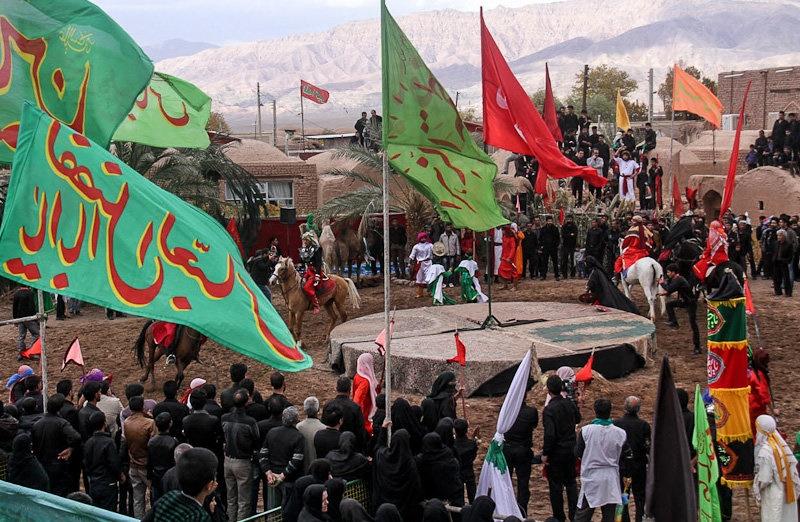 آشنایی با آداب و رسوم مردم کرمان در ماه محرم