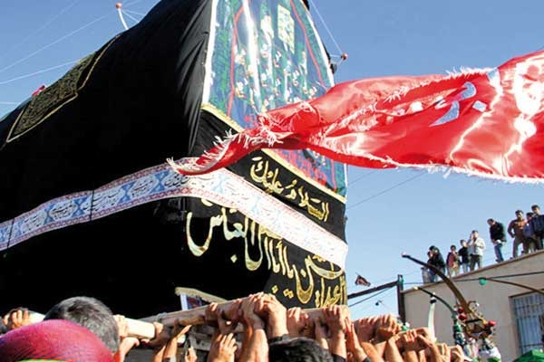طوقهای سیاه درشهر صد دروازه