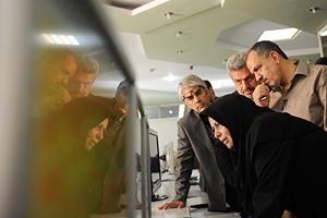 بازدید مسجدجامعی و گروه تهرانگردان از سازمان هواشناسی